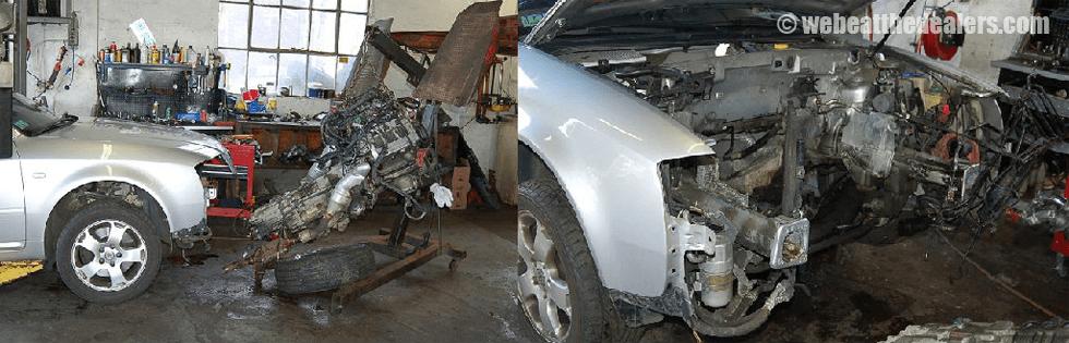 Previous Work - Audi A6 Torque Converter - Rayteam Boston